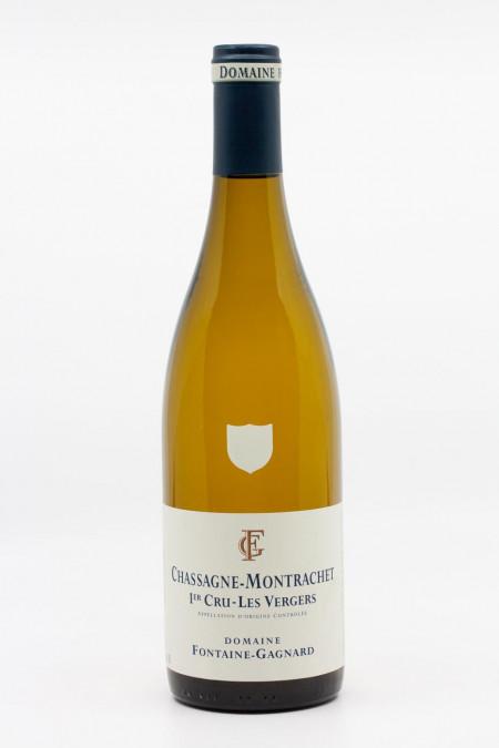 Fontaine Gagnard - Chassagne Montrachet 1er Cru Les Vergers 2017