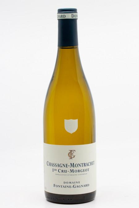 Fontaine Gagnard - Chassagne Montrachet 1er Cru Morgeot 2016
