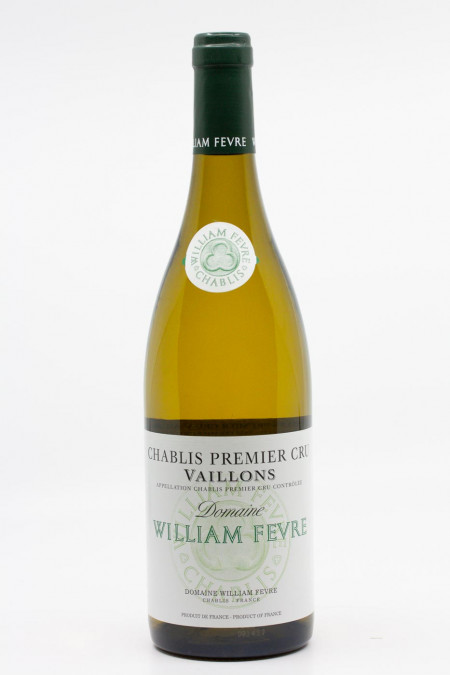 Fèvre William - Chablis 1er Cru Vaillons 2016