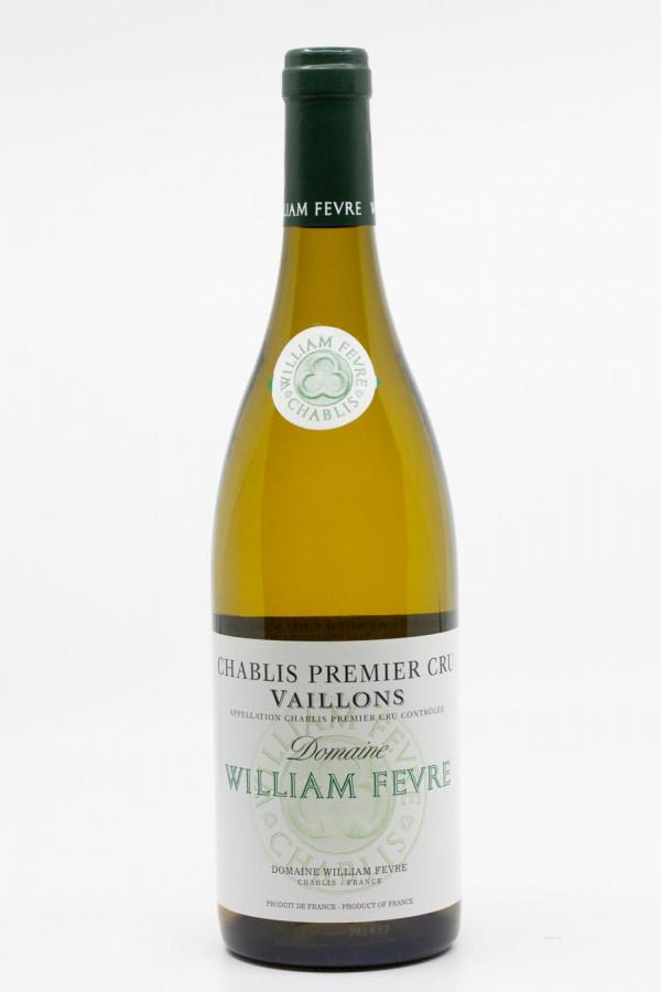 Fèvre William - Chablis 1er Cru Vaillons 2016