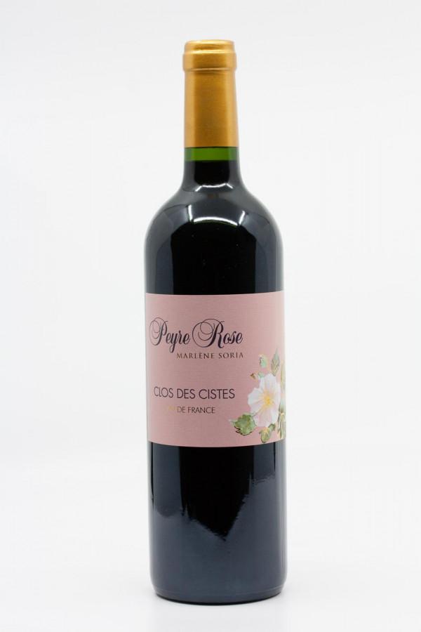 Peyre Rose - Clos des Cistes Vin de France 2010