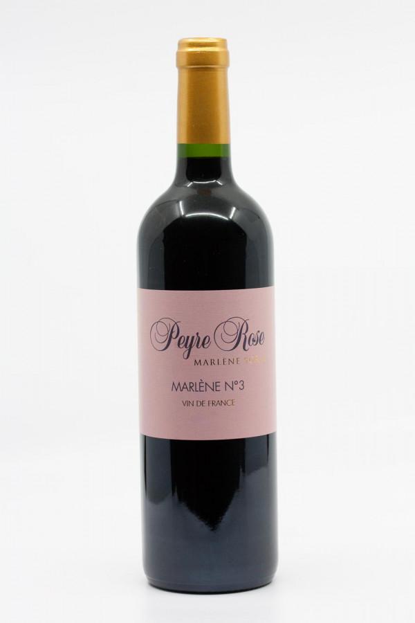 Peyre Rose - Marlene N°3 Vin de France 2010