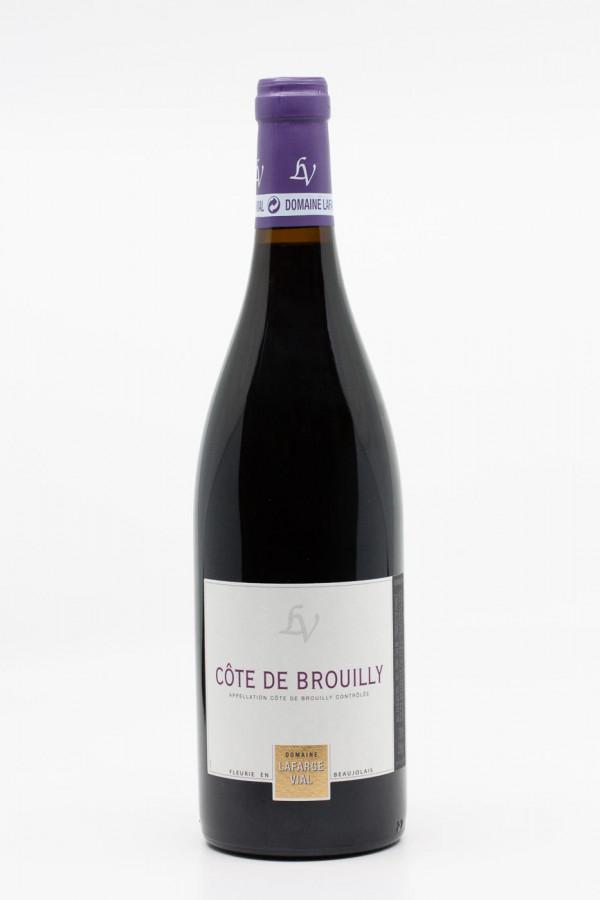 Lafarge Vial - Côtes de Brouilly 2018