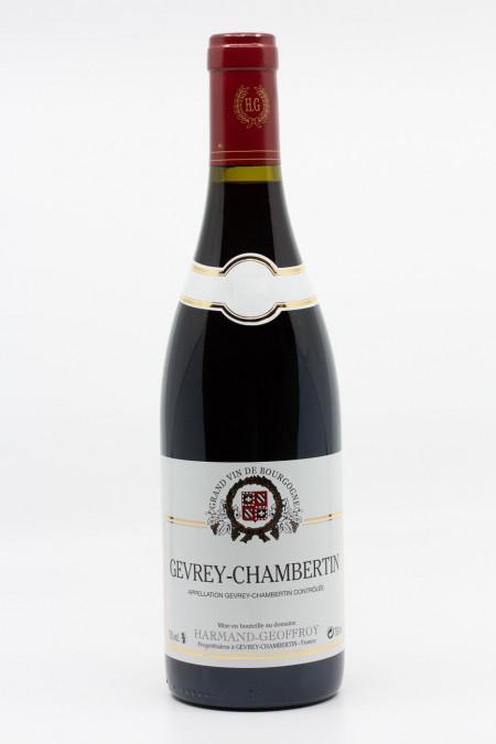 Harmand Geoffroy - Gevrey Chambertin 2016
