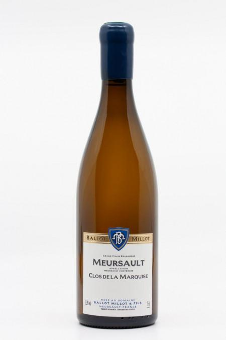 Ballot Millot - Meursault Clos De La Marquise 2017