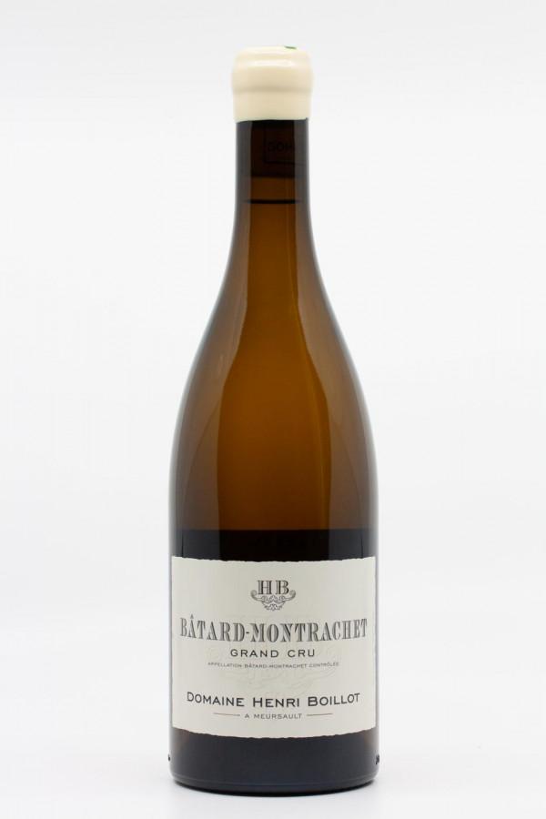 Henri Boillot - Bâtard Montrachet Grand Cru 2018