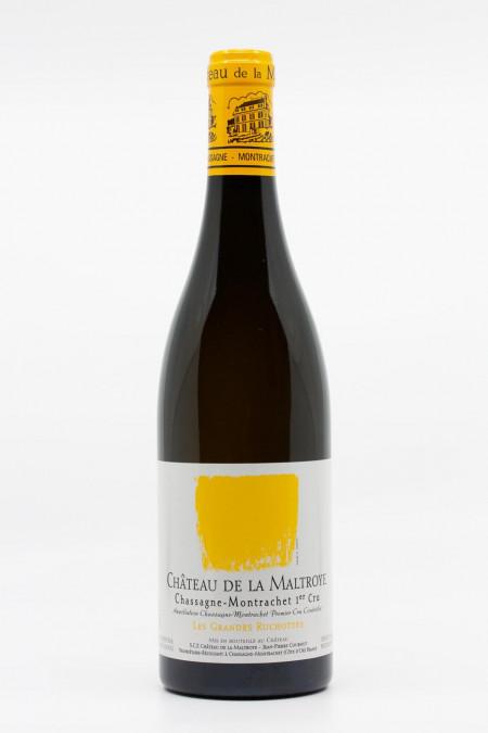 Château de la Maltroye - Chassagne Montrachet 1er Cru Les Grandes Ruchottes 2017