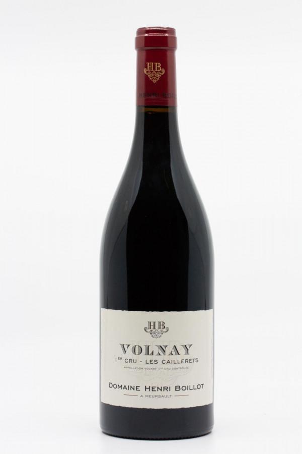 Henri Boillot - Volnay 1er Cru Caillerets 2017