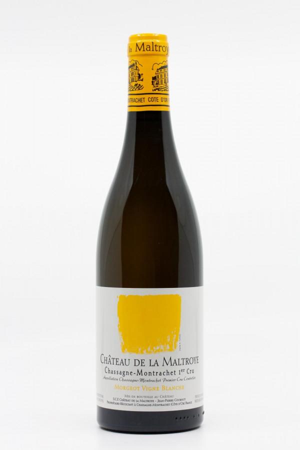 Château de la Maltroye - Chassagne Montrachet 1er Cru Morgeot Vigne Blanche 2018