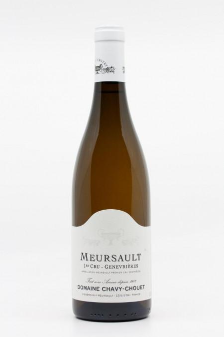 Chavy Chouet - Meursault 1er Cru Les Genevrières 2019