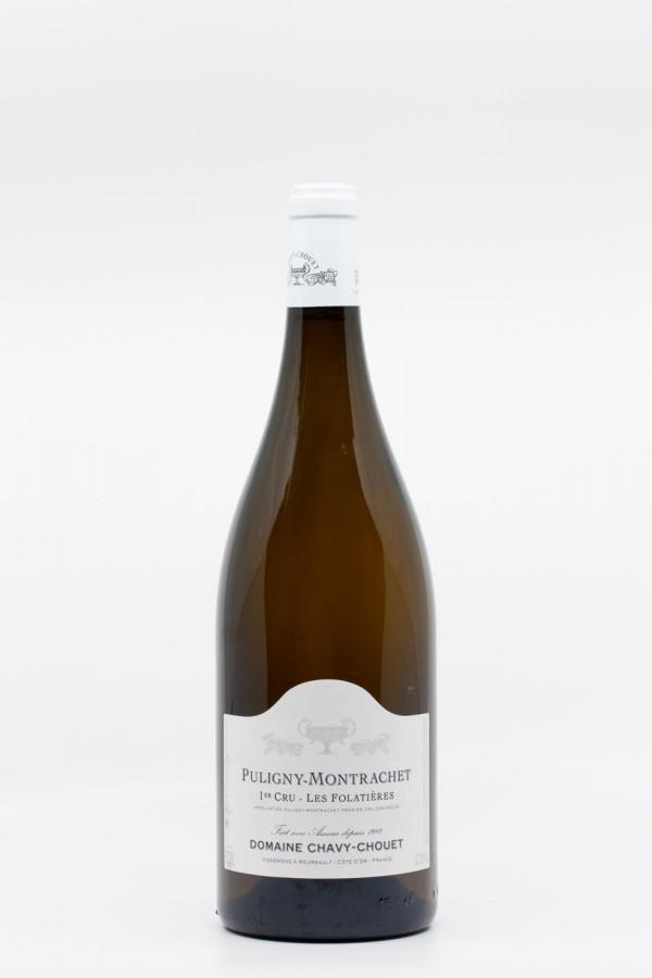 Chavy Chouet - Bourgogne Aligoté Les Petits Poiriers 2018