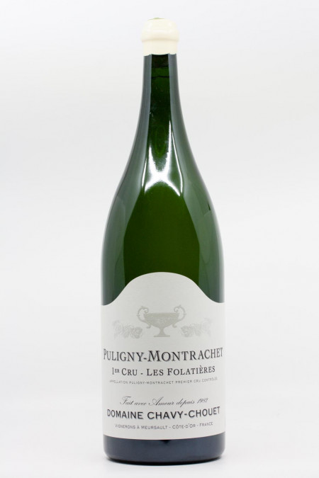 Chavy Chouet - Puligny Montrachet 1er Cru Les Folatières 2019
