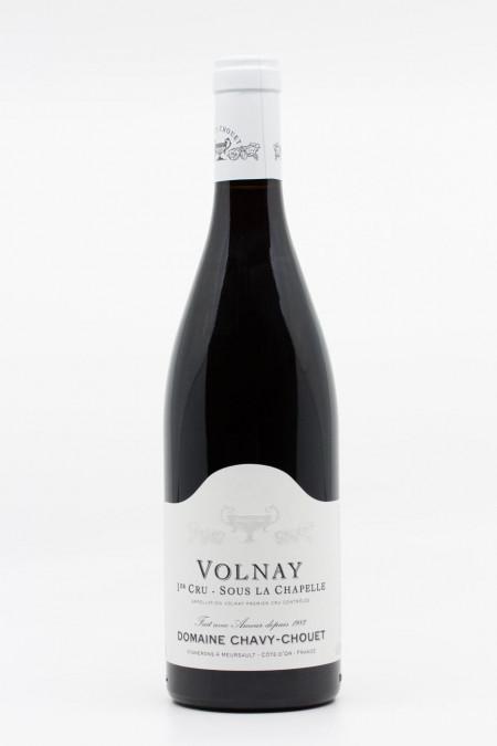 Chavy Chouet - Volnay 1er Cru Carelle Sous La Chapelle 2019
