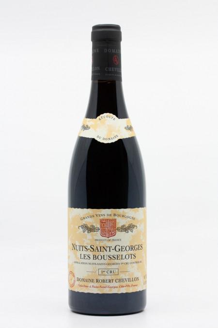 Robert Chevillon - Nuits Saint Georges 1er Cru Les Bousselots 2018