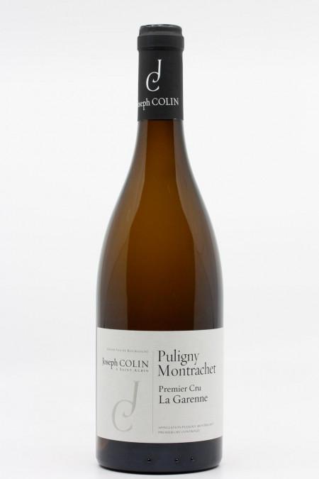 Joseph Colin - Puligny Montrachet 1er Cru La Garenne 2018