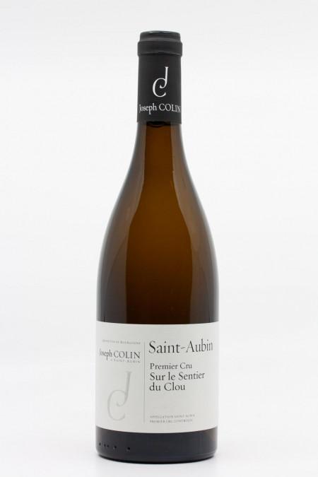 Joseph Colin - Saint Aubin 1er Cru Le Sentier Du Clou 2016