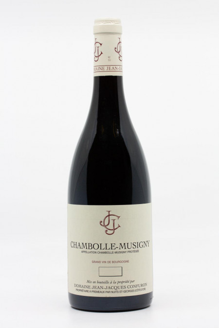 Jean Jacques Confuron - Chambolle Musigny 2018