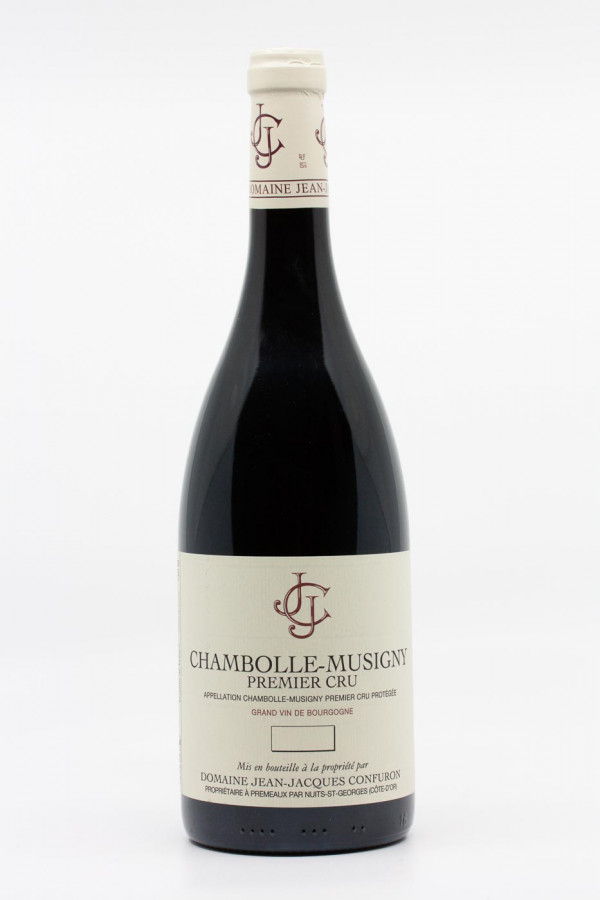 Jean Jacques Confuron - Chambolle Musigny 1er Cru 2018