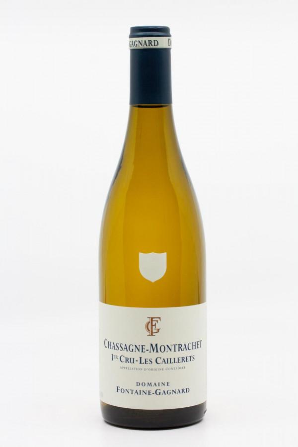 Fontaine Gagnard - Chassagne Montrachet 1er Cru Caillerets 2017