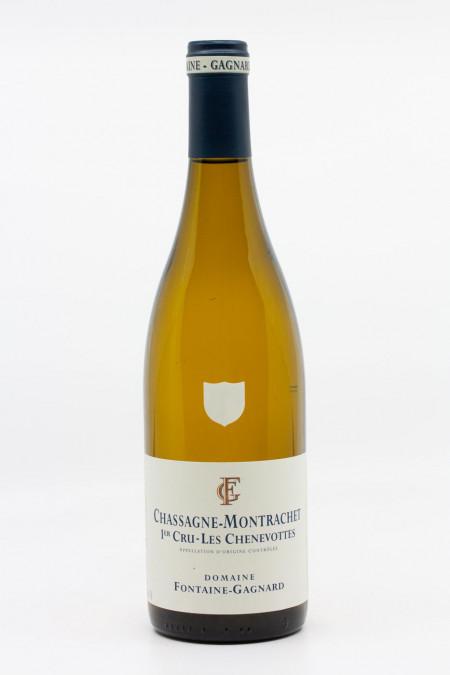 Fontaine Gagnard - Chassagne Montrachet 1er Cru Les Chenevottes 2018