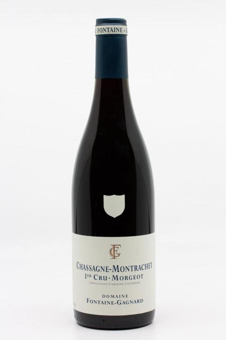 Fontaine Gagnard - Chassagne Montrachet 1er Cru Morgeot 2018