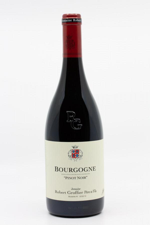 Robert Groffier - Bourgogne Pinot Noir 2018
