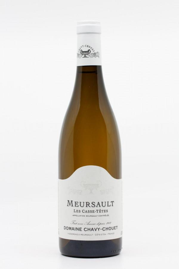 Chavy Chouet - Meursault Casse Têtes 2017