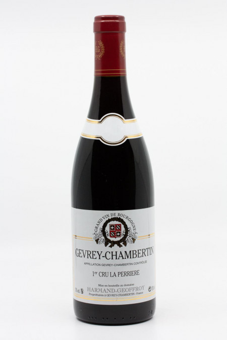 Harmand Geoffroy - Gevrey Chambertin 1er Cru La Perrière 2016