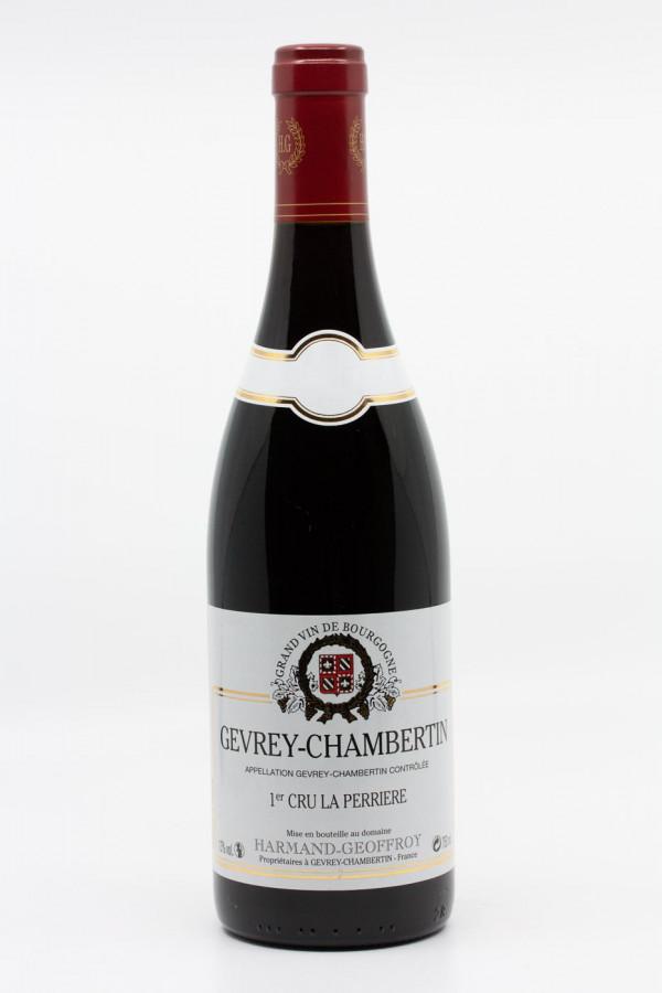 Harmand Geoffroy - Gevrey Chambertin 1er Cru La Perrière 2017