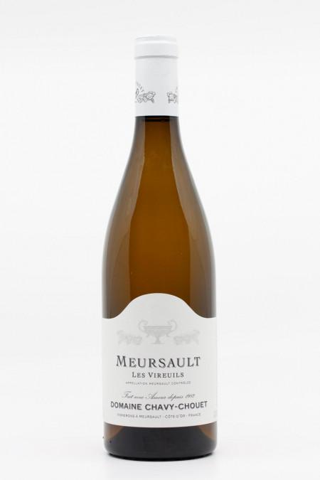 Chavy Chouet - Meursault Vireuils 2018