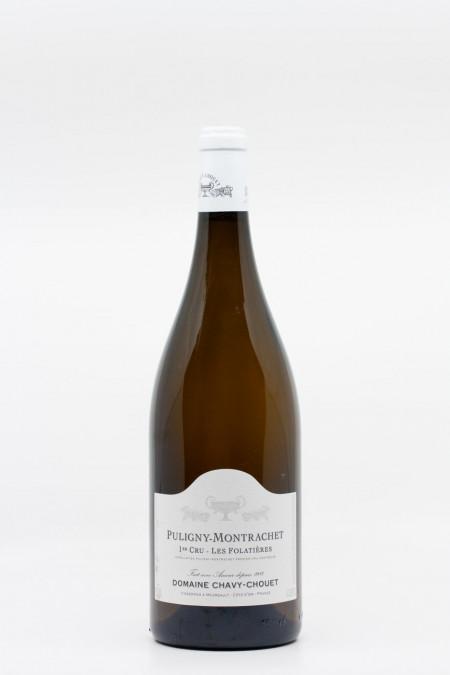 Chavy Chouet - Puligny Montrachet 1er Cru Les Folatières 2018