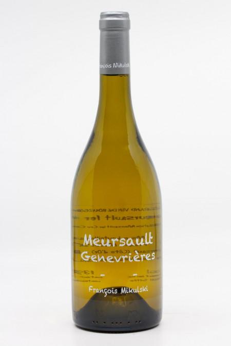 François Mikulski - Meursault 1er cru Génevrières 2018