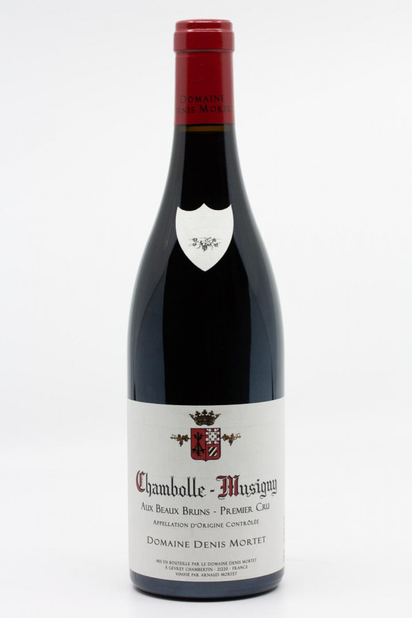 Denis Mortet - Chambolle Musigny 1er Cru Aux Beaux Bruns 2017