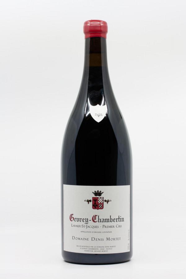 Denis Mortet - Gevrey Chambertin 1er Cru Lavaux Saint Jacques 2015
