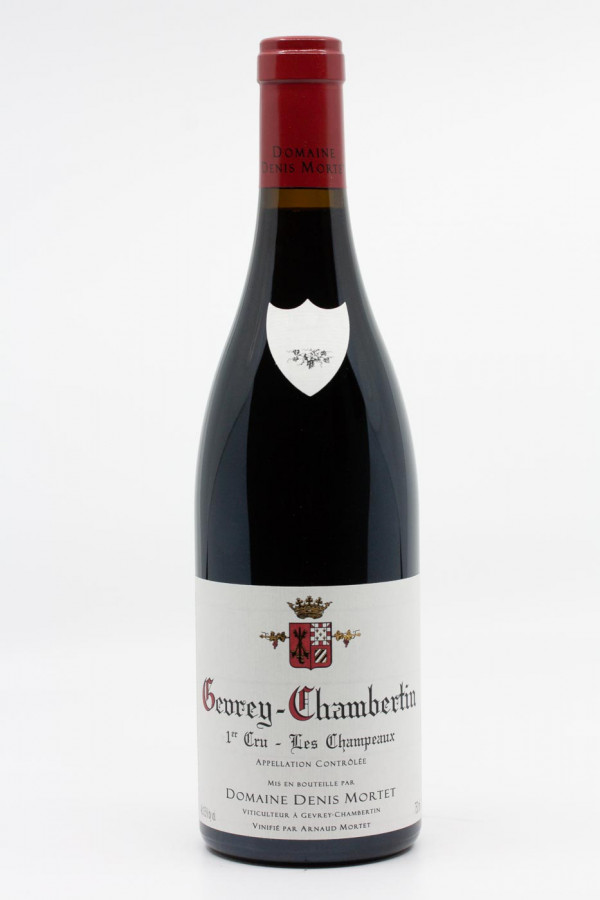 Denis Mortet - Gevrey Chambertin 1er Cru Les Champeaux 2015