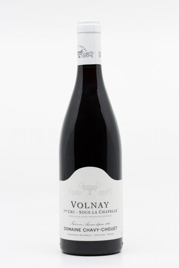 Chavy Chouet - Volnay 1er Cru Carelle Sous La Chapelle 2018