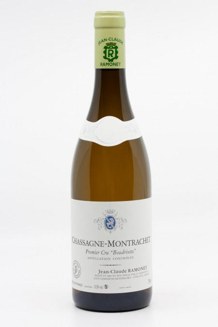 Jean Claude Ramonet - Chassagne Montrachet 1er Cru Boudriotte 2017