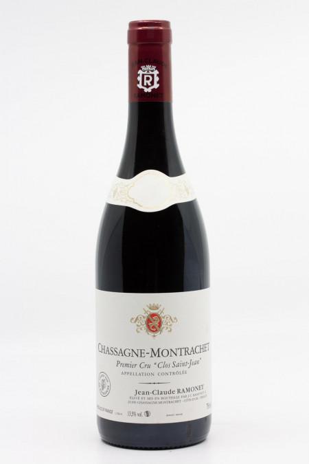 Jean Claude Ramonet - Chassagne Montrachet 1er Cru Clos Saint Jean 2017