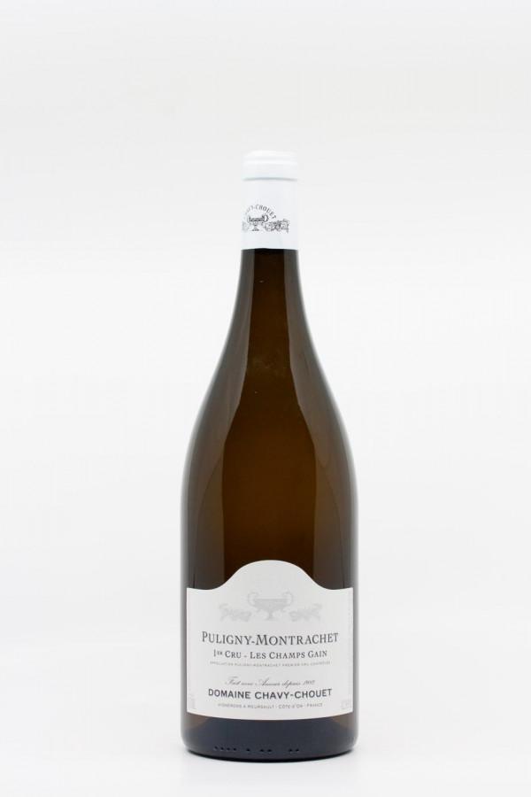 Chavy Chouet - Puligny Montrachet 1er Cru Les Champs Gain 2015