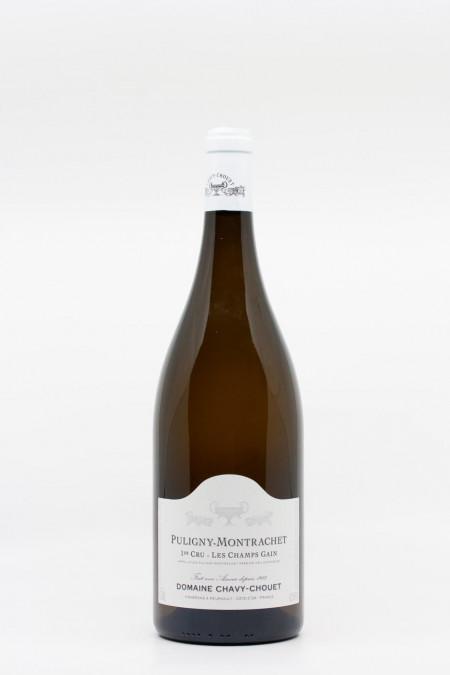 Chavy Chouet - Puligny Montrachet 1er Cru Les Champs Gain 2017