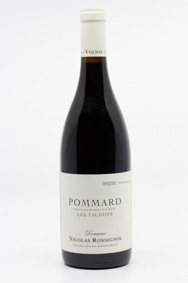 Nicolas Rossignol - Pommard les Vignots 2013
