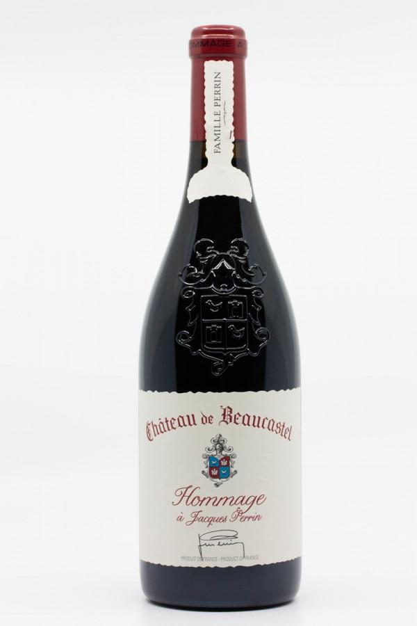 Beaucastel - Châteauneuf Du Pape Hommage Jacques Perrin 2018