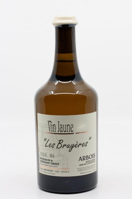Stéphane Tissot - Arbois Vin Jaune Les Bruyères 2014