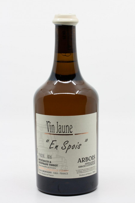 Stéphane Tissot - Arbois Vin Jaune Spois 2014