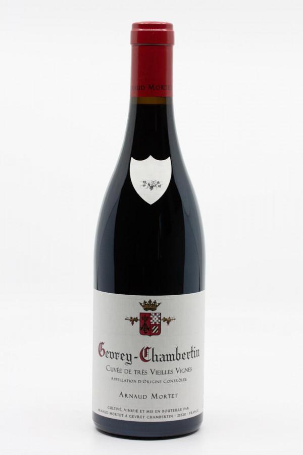 Arnaud Mortet - Gevrey Chambertin Cuvée de Très Vielles Vignes 2018