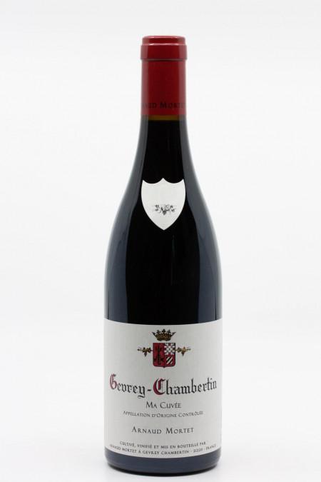 Arnaud Mortet - Gevrey Chambertin Ma Cuvée 2018