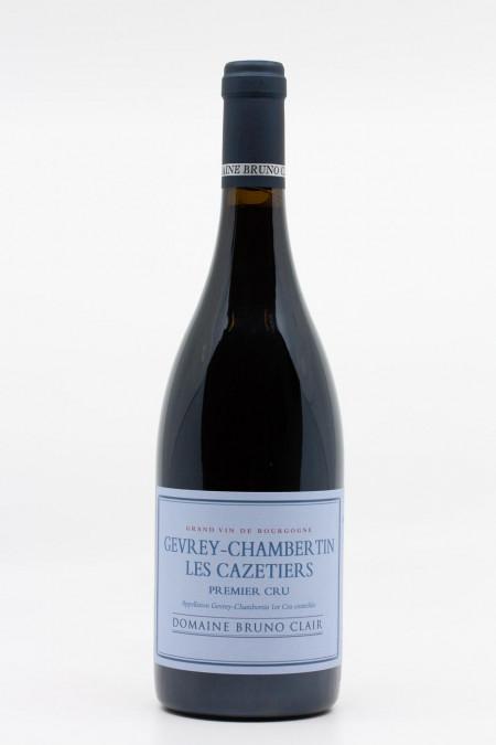 Bruno Clair - Gevrey Chambertin 1er Cru Les Cazetiers 2017