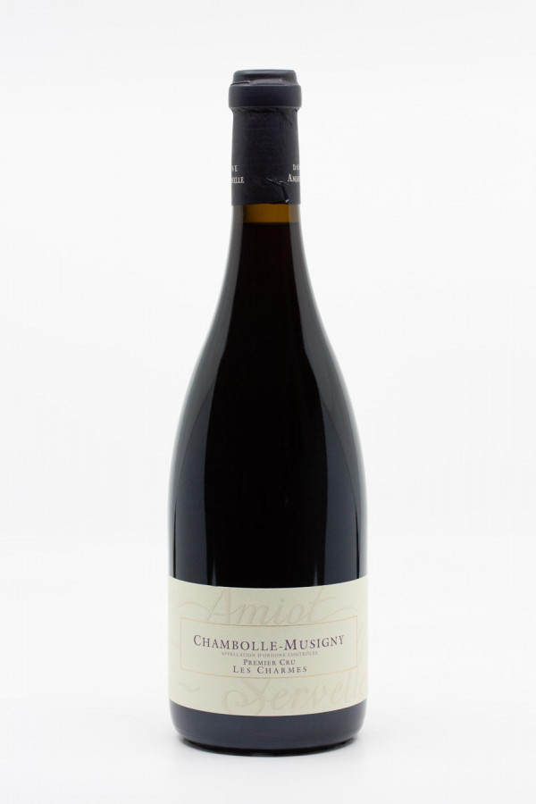 Amiot Servelle - Chambolle Musigny 1er Cru Les Charmes