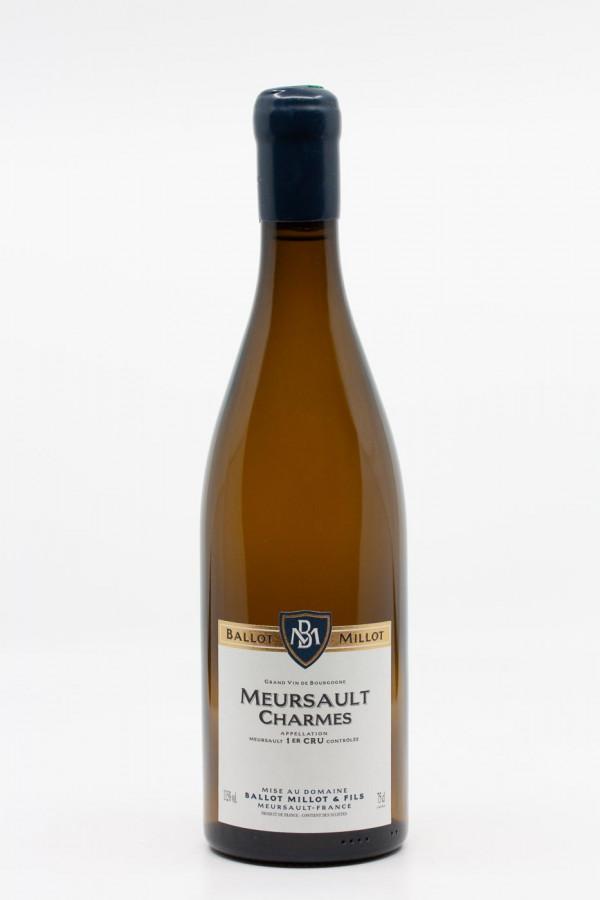 Ballot Millot - Meursault 1er Cru Charmes 2018