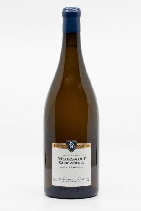 Ballot Millot - Meursault 1er Cru Genevrières 2018